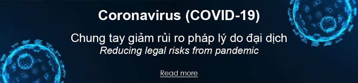 chung tay giảm rủi ro pháp lý Covid-19